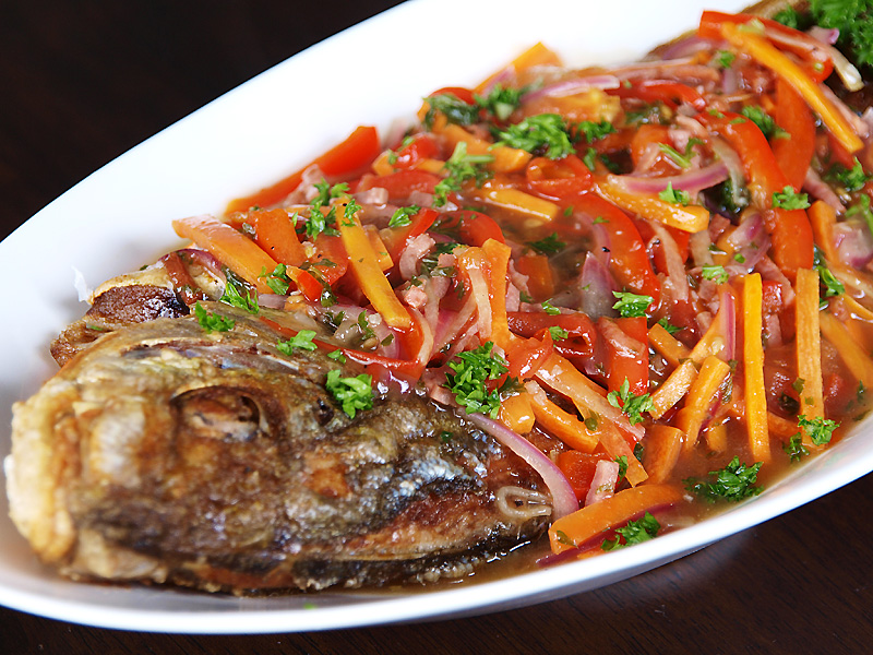 November 8 2010 archives ang sarap a tagalog word for for Filipino fish recipes
