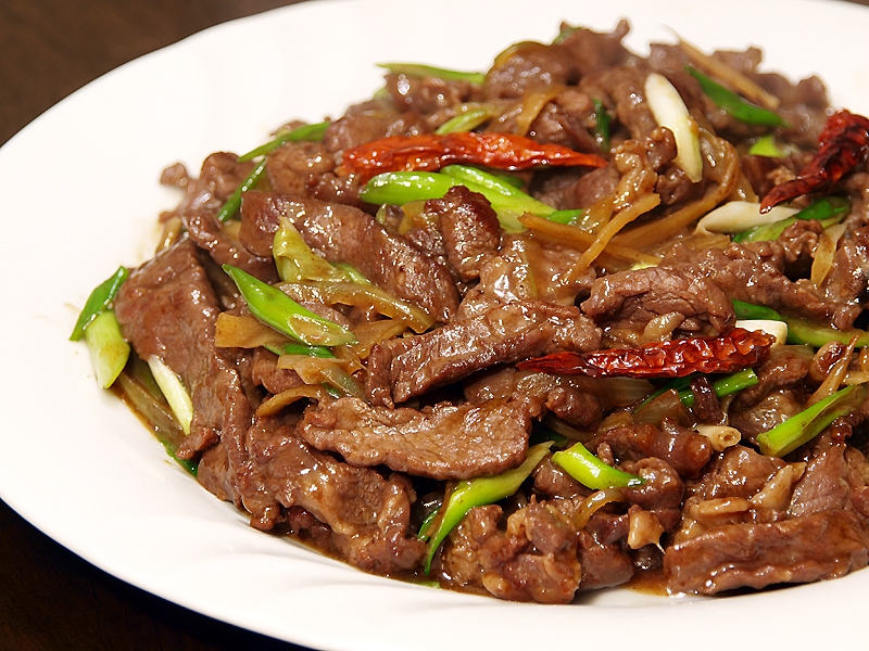 "Beef and Ginger Stir Fry - Ang Sarap (A Tagalog word for ""It's ..."