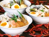 Seafood Curry Laksa