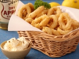 Calamares (Deep Fried Squid Rings)