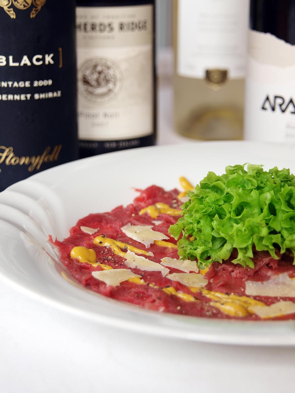 Beef Carpaccio - Ang Sarap