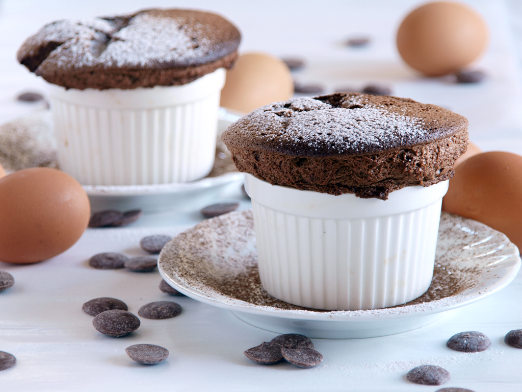"Chocolate Souffle - Ang Sarap (A Tagalog word for ""It's Delicious&qu..."