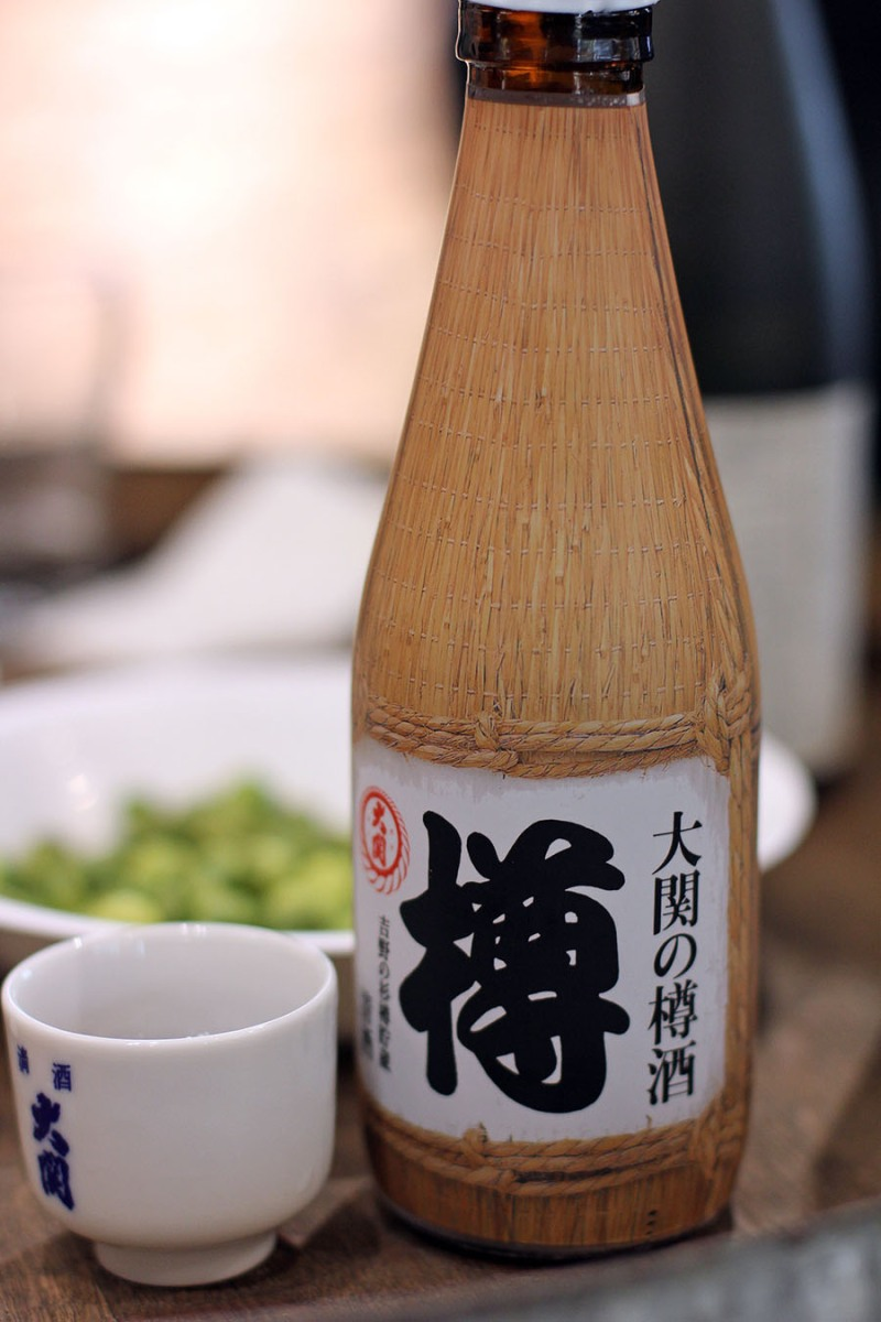 Sake and Cheese Tasting 10