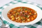 Vegetable Beef Barley Soup