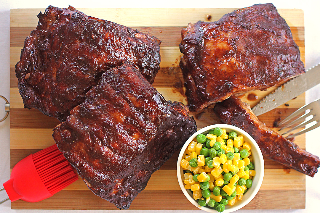"Barbecue Pork Ribs - Ang Sarap (A Tagalog word for ""It's Delicious&q..."