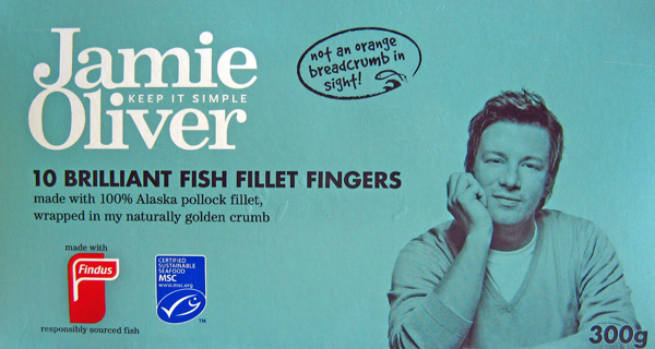 ... 320 in Product News and Review : Jamie Oliver's Frozen Fish Range