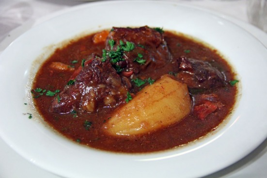 France Beef Bourguignon