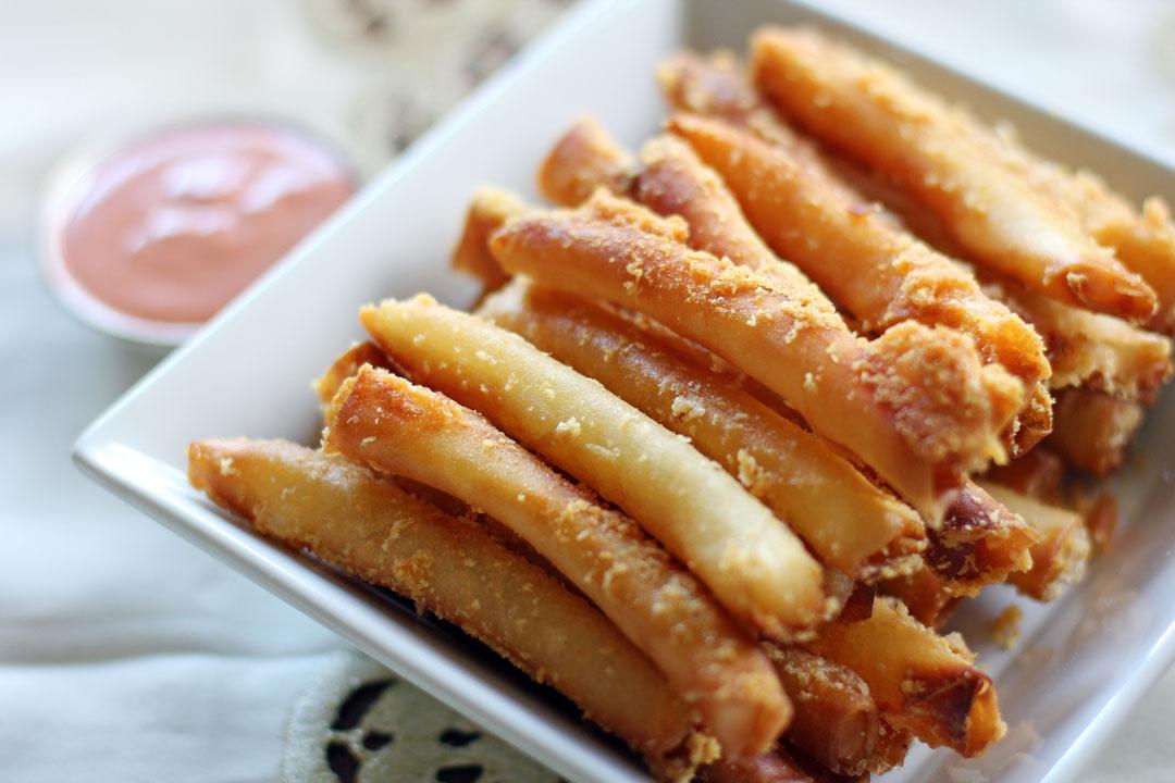 Cheese Sticks - Ang Sarap